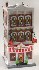 Department 56 Christmas In The City Downtown Dairy Queen Lighted 6000573 New