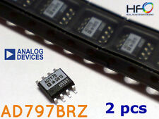 [2pcs] Analog Devices AD797 BRZ SMD ULTRA LOW NOISE Operational Amplifier AD797B