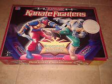 RARE VINTAGE 1997 KARATE FIGHTERS BOARD GAME SAMURAI NINJA VS HEADSTONE NEW!!MIB