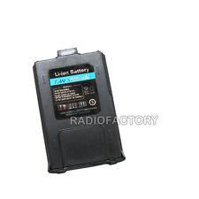 Original BAOFENG UV-5R 7.4V 1800 mah Li-ion Battery for dual band radio UV5R