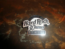 Hard Rock Cafe---Pin---30 Years---All Access---Established London 1971