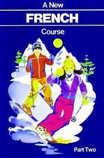 A New French Course Part 2 Science Press PB by Ron S Horan R2013 RRP $44.95