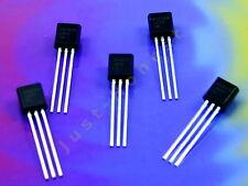 Stk.5 x LM 35 DZ  Temperatur Sensor / Digital Thermometer  ARDUINO #A136