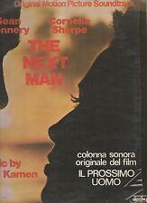 MICHAEL KAMEN disco LP 33 g. Italy OST IL PROSSIMO UOMO colonna sonora