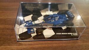 Minichamps 430 960009 Ligier Mugen Honda JS43 Olivier Panis 1996 1:43