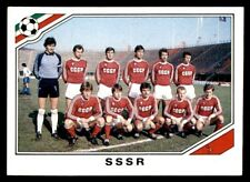 Panini Mexico 86 - Team Ussr USSR No. 183