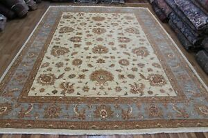 Fine Handmade Persian Carpet Fine Floral Design 350 x 254 cm