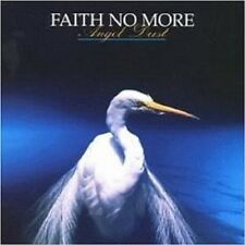 "FAITH NO MORE ""ANGEL DUST"" CD NEW"