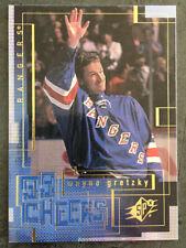 1999-00 SPx 99 Upper Deck Cheers Wayne Gretzky #CH10 - Hard To Find.