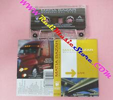 MC MATIA BAZAR Messaggi dal vivo live 2002 italy BAZAR MUSIC no cd lp vhs dvd