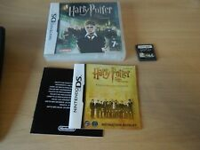 HARRY POTTER ORDER OF THE PHOENIX * NINTENDO DS / DS LITE / DSi 100% GENUINE