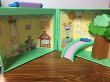 2003 MATTEL BLUES CLUES ROOM PLAYSET HOUSE TOY Rare