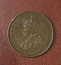 1912 Australian Penny coin