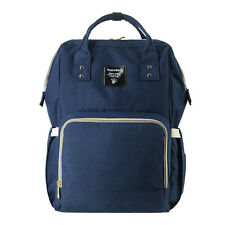 Sunveno Brand Mummy Maternity Nappy Bag Large Capacity Baby Bag Travel Backpack