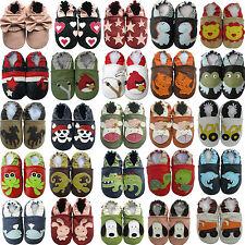 carozoo shoeszoo bébé chaussons bébé/enfant boy/garçon chaussures cuir CRIB