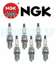Made In Japan 6 PCS NGK Part# 6953 BKR5E-11 V-Power Premium Copper Spark Plugs