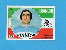SPRINT '73-PANINI-Figurina n.258- CAVALCANTI - ITALIA -Recuperata
