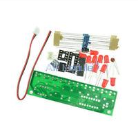 NE555 & CD4017 LED Light Chaser Sequencer Follower Scroller Module DIY Kit Red M