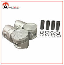 PISTON & RING SET MITSUBISHI 4D56-T FOR SHOGUN & L200 PICK UP 8 VALVE 1988-95