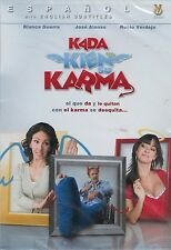 Kada Kien Su Karma (DVD, 2007, Brand New, Espanol w/ English Subtitles)