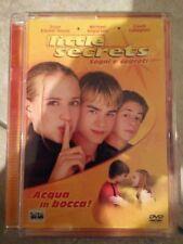 LITTLE SECRETS SOGNI E SEGRETI DVD SUPER JEWEL BOX FUORI CATALOGO