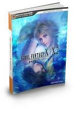 USED (GD) Final Fantasy X-X2 HD Remaster Official Strategy Guide by BradyGames