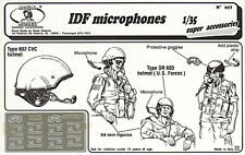 ROYAL MODEL 1/35 -IDS MICROPHONES  CO.017