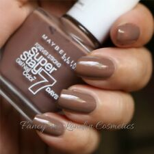 Maybelline Forever Strong Super Stay GEL Nail Colour 7 Days Polish Rosy Sand 778
