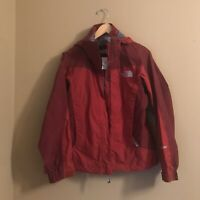 THE NORTH FACE HYVENT INSULATED / LINED HOODED PARKA JACKET SIZE WOMEN'S X SMALL