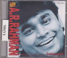 A R rahman - tamil HIts Instrumental Vol 1[Cd] RPG / India made Cd 2002