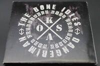 The Bone Idles / Danger!Man - Kaos Conspiracy (2013) (CD) (RR 131)