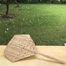 Thai Handmade Product Souvenir Traditional Manual Fan Meant for Enjoying Summer!