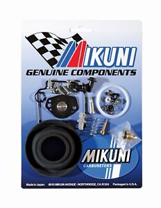 NEW!! Genuine Mikuni Carb Rebuild Kit 2000-2017 Suzuki DRZ 400 MK-BSR36-34