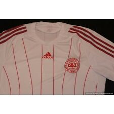 Danemark 2008-2010 ADIDAS Maillot Football Domicile TAILLE L