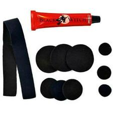 C SKINS WETSUIT NEOPRENE REPAIR KIT WITH BLACK WITCH GLUE & NEOPRENE PATCHES
