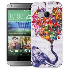 Étuis, housses et coques HTC One en silicone, caoutchouc, gel pour téléphone mobile et assistant personnel (PDA) HTC