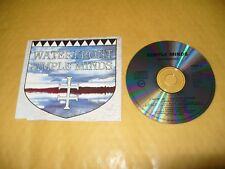 Simple Minds Waterfront 3 Track cd Single 1990 Excellent Condition