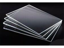 Plaque PMMA Transparent Feuille Plexiglass épaisseur 3mm