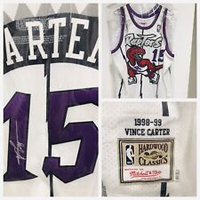 1c481de1355 Vince Carter NBA Original Autographed Jerseys for sale