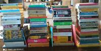 LIBRO: STOCK n 82 libri in lingua TEDESCA-INGLESE-FRANCESE-SPAGNOLO VINTAGE