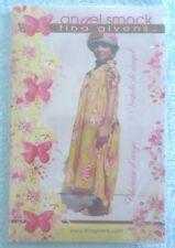 'Angel Smock' Tina Givens Sewing Pattern -  Girls S/M/L  2 - 7 Yr Olds  NIP