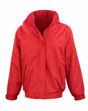 Cappotti e giacche da donna casual rosso taglia XL