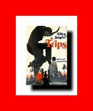 TRIPS:ROCK LIFE IN THE SIXTIES BY ELLEN SANDER ORIG.1973 BOOK-NF/GD MUSIC+PHOTOS