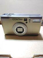 CONTAX TVS Digital Camera in Box