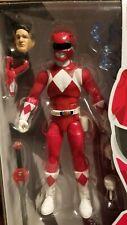 Power Rangers Lightning collection Red ranger Mighty Morphin Power Ranger