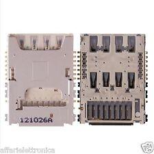 Lettore sim memory card  per LG D855 G3 D850 D855 D851  G3 G2 MINI D722 D315