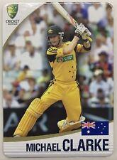 2010-2011 ..ACB TEST.... MICHAEL CLARKE... Australia