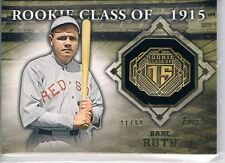 Babe Ruth Not Authenticated Baseball Cards