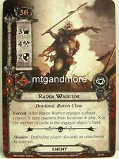 Lord of the Rings LCG - 1x Raven Warrior #153 - The antlered Crown
