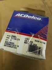 Starter Solenoid Switch ACDelco GM Original Equipment D984